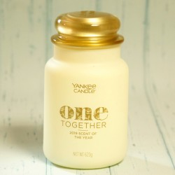 One Together duża świeca Yankee Candle