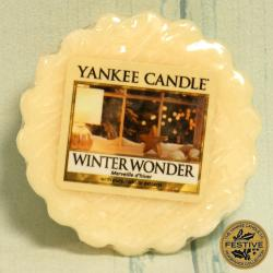 Winter Wonder wosk Yankee Candle