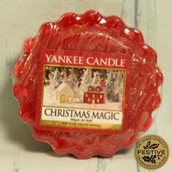 Christmas Magic wosk Yankee...
