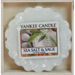 WOSK  Sea Salt and Sage - Sól morska i szałwia.