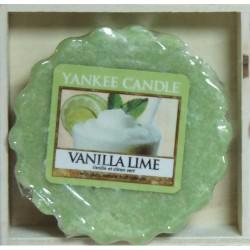WOSK Vanilla Lime - Waniliowa Limonka
