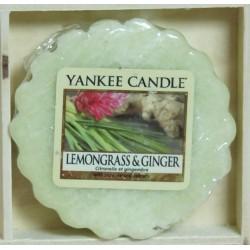 WOSK Lemongrass and Ginger - Trawa Cytrynowa i Imbir