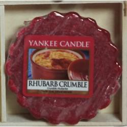 WOSK Rhubarb Crumble - Kruszanka z Rabarbarem