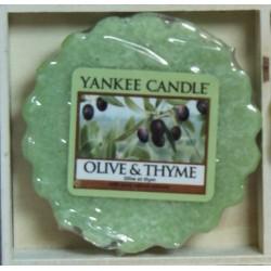 WOSK Olive and Thyme - Oliwka i Tymianek
