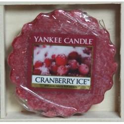 WOSK Cranberry Ice - lody żurawinowe.