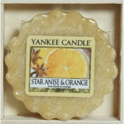 WOSK Star anise and orange - Anyż i pomarańcz.