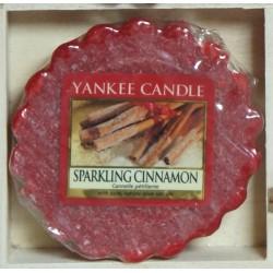 WOSK Sparkling Cinnamon - musujący cynamon.