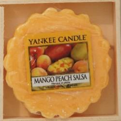 WOSK Mango Peach Salsa, Pikantny sos z mango i brzoskwini