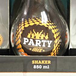 Butelka żarówka i 2 szklanki żarówki Party Mix