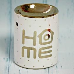 Kominek do wosków złoty Home