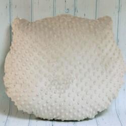 Szop ręcznie szyta poduszka