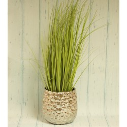 Wysoka trawa sztuczna roślina