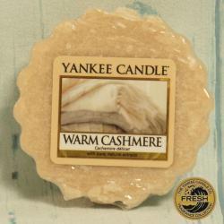 Warm Cashmere wosk Yankee Candle