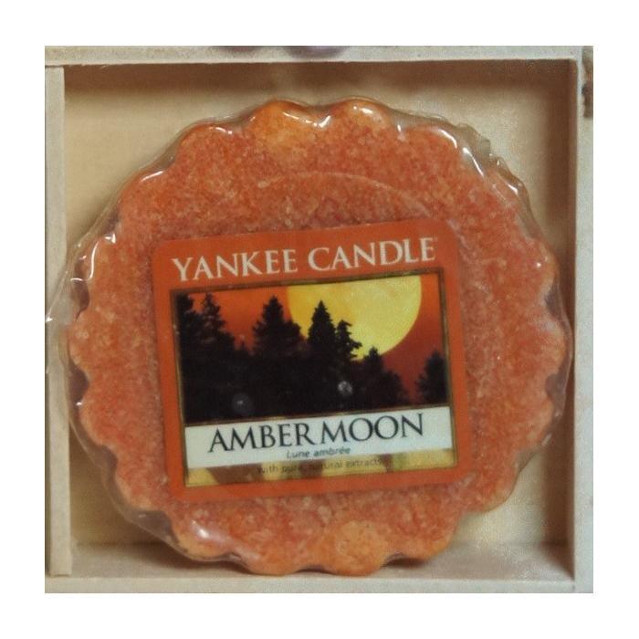 WOSK  o zapachu Burszynowego Księżyca - Amber Moon