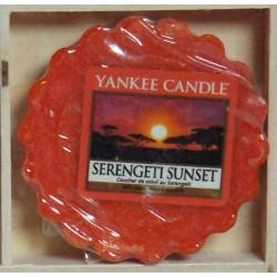 WOSK Serengeti Sunset - Zachód Słońca nad Serengeti