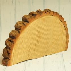 Plaster drewna dębowego - połówka