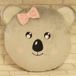 Koala, ręcznie szyta poduszka
