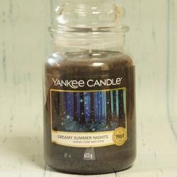 Dreamy summer nights duża świeca Yankee Candle