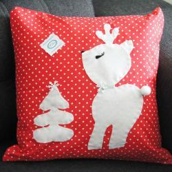Poduszka świąteczna,...