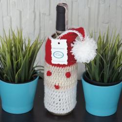 Sweterek na wino robiony na...
