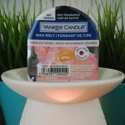 Fresh Cut Roses wosk Yankee Candle