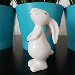Zajączek ceramiczny mały