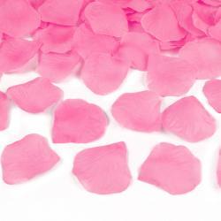 Tuba strzelająca, różwe płatki róż