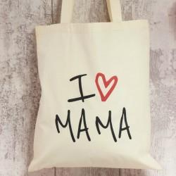 TORBA NA ZAKUPY I LOVE MAMA